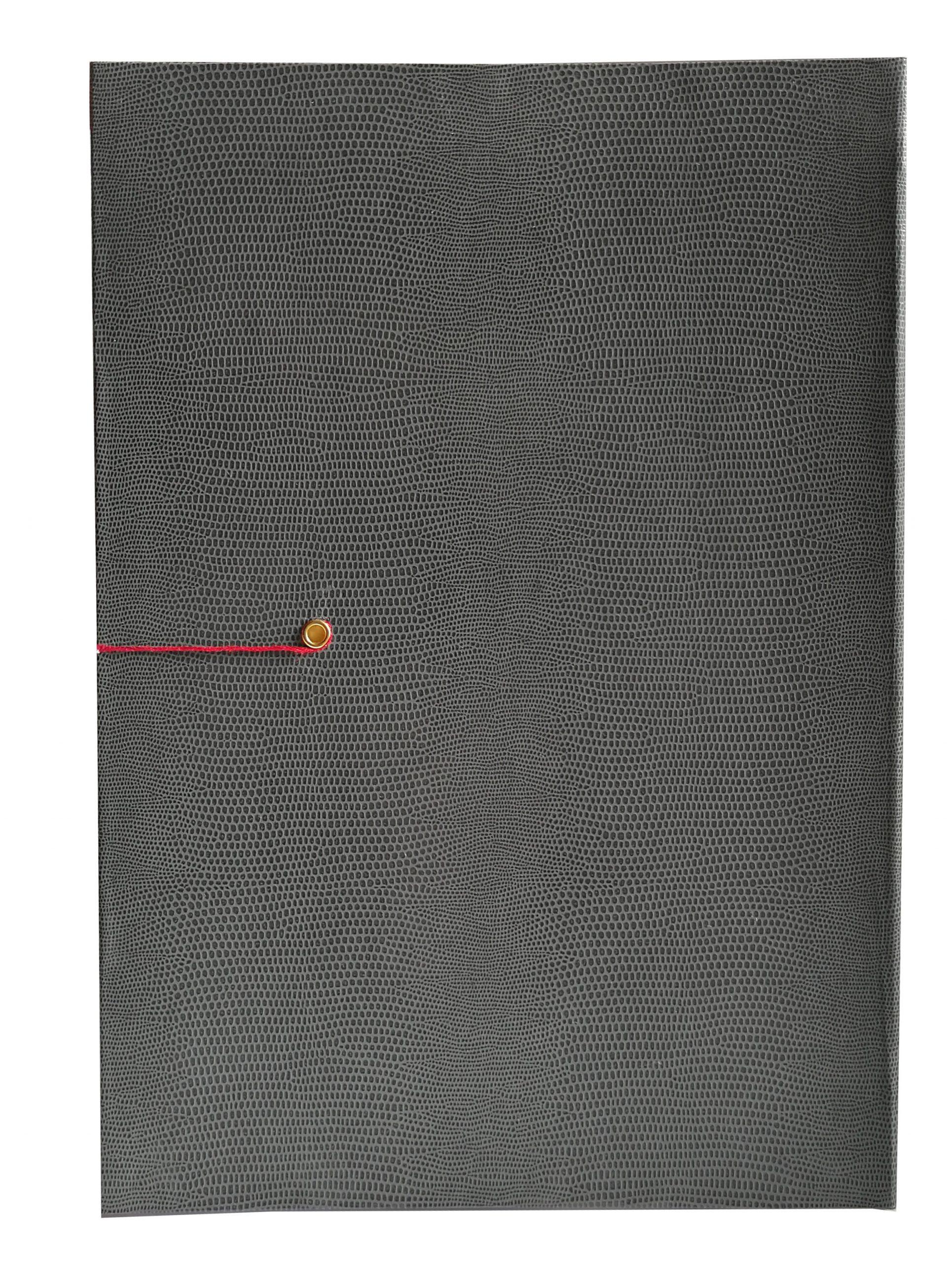 Quaderno Grande A4 Grigio 2