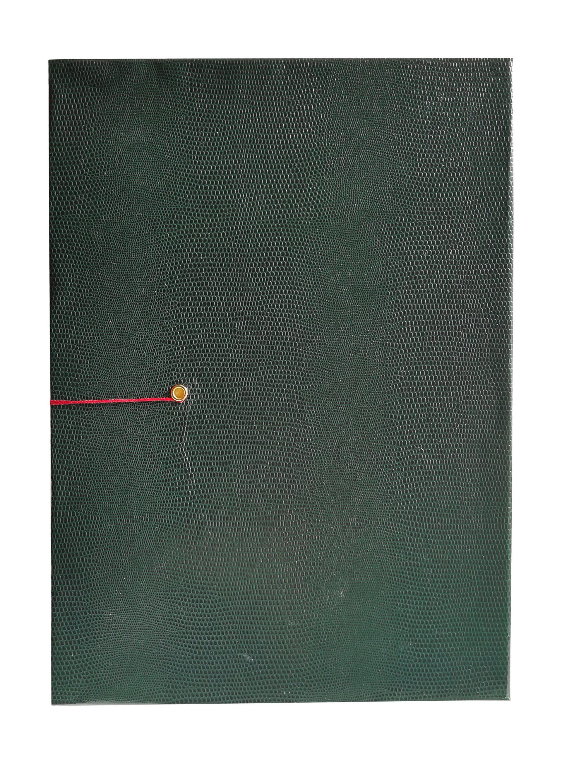 Quaderno Grande A4 Verde 2