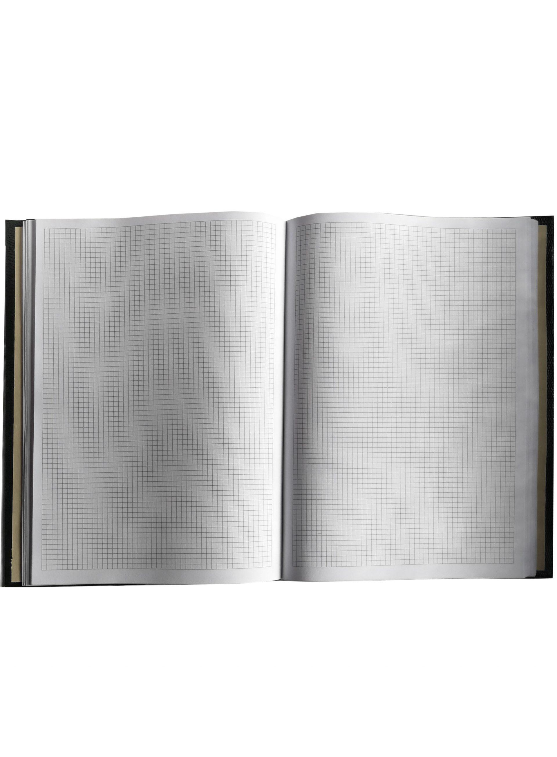 Quaderno Grande A4 pagine quadrettate