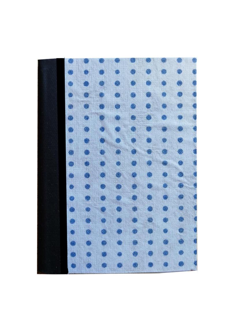 Fantasia blu puntini