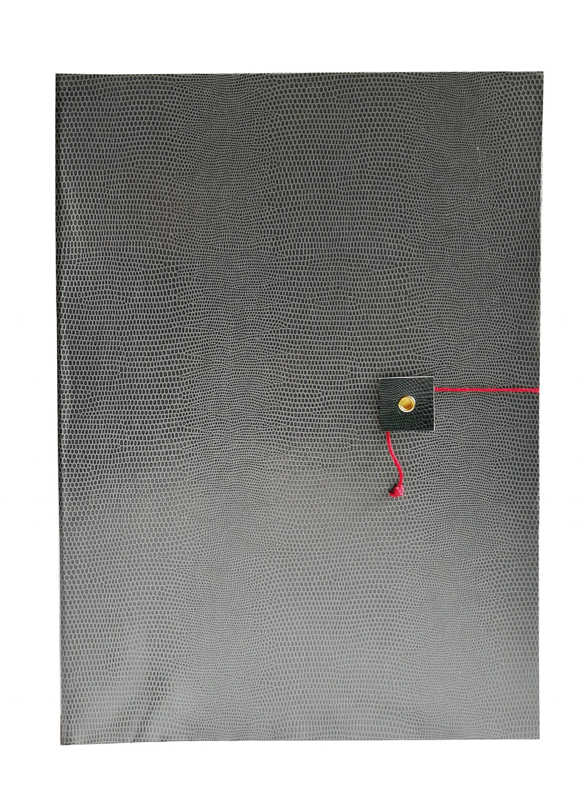 Quaderno Grande A4 Grigio